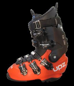UPZ hardboot